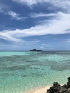 池間島ブルーと大神島
